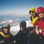 Swiss Alps: Top of Monte Rosa 4634m